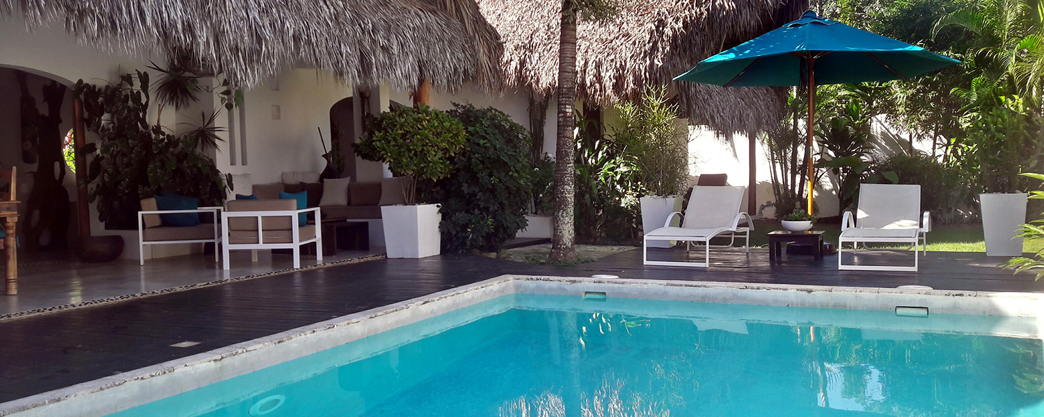 Location de villa à Las Terrenas - Location Las Terrenas
