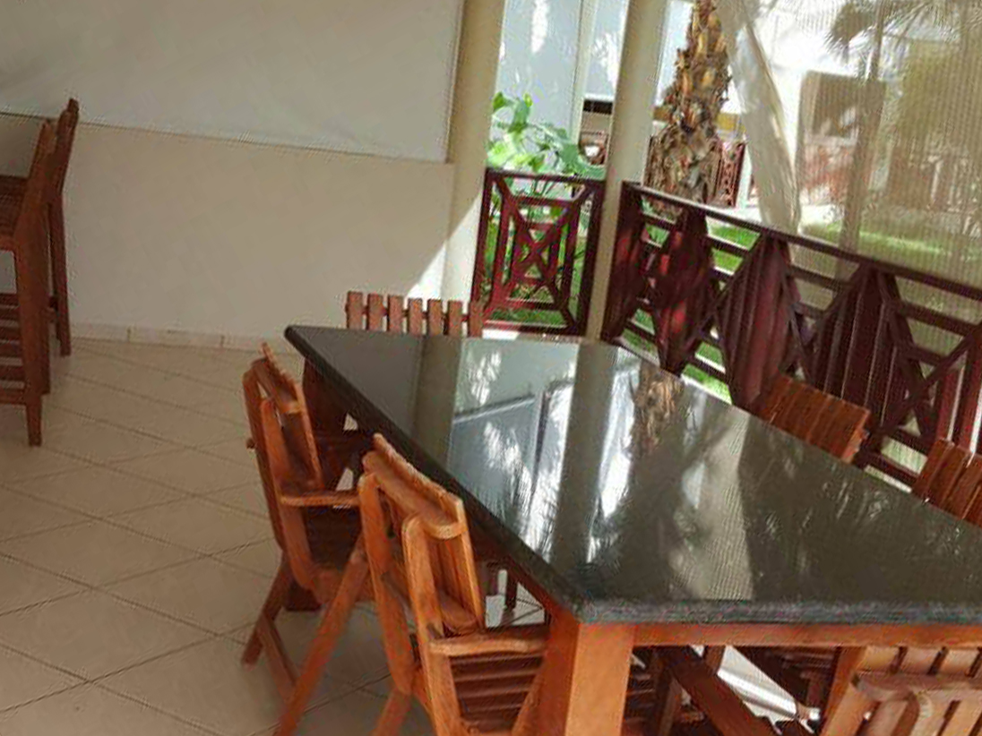 Appartement casa niza en location las terrenas 9 vente for Appartement en location
