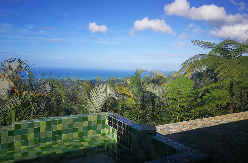 For sale high ground center Las terrenas